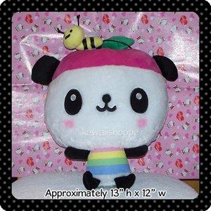 Large Kawaii Pandapple Plush Plushie by Sanrio