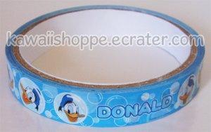 Disney Donald Duck Deco Tape - Blue