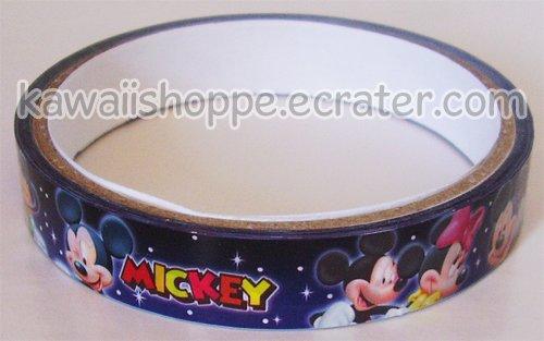 Disney Mickey Mouse Deco Tape #3