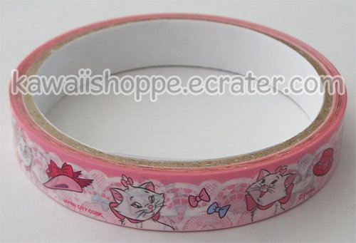 Disney Marie Cat Deco Tape - The Aristocats, Hats