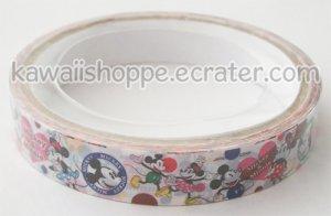 Disney Mickey & Minnie Mouse Deco Tape #6