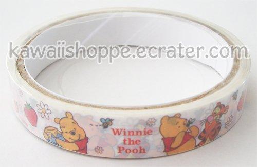 Disney Winnie the Pooh Deco Tape #3