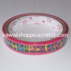 *Happiness Love* Deco Tape - Kawaii Cute Animals