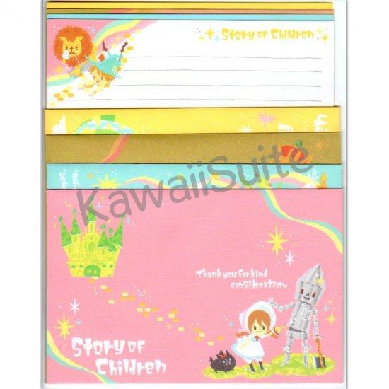 CRUX Story of Children Letter Set Kawaii