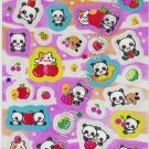CRUX Panda Sticker Sheet #SE004 - Kawaii Stickers