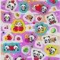 CRUX Panda Sticker Sheet #SE004 - Kawaii Stickers