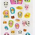 CRUX Sticker Sheet #SE007 - Animal Chefs Kawaii Stickers