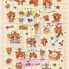 CRUX Sticker Sheet #SE001 - Kawaii Stickers