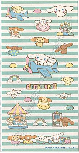 Cinnamoroll Amusement Park Sticker Sheet Sanrio Kawaii