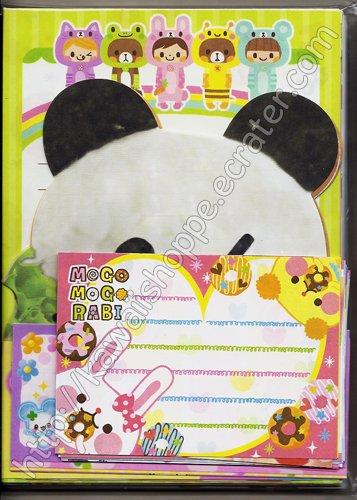 NEW Kawaii Grab Bag 100+ Stationery Memo Grabbie Crux Kamio Q-lia San-X No. 7