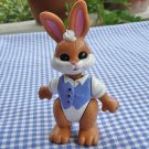 Fisher Price Hideaway Hollow Daddy Bunny - Brown with White Cheeks