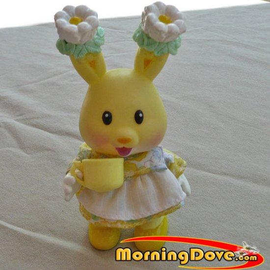Tea Bunnies and Me DAISY BREEZE Tea Bunny