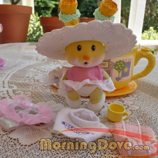 Tea Bunnies and Me Buttercup Honey Tea Bunny and the Poppyseed Playhouse