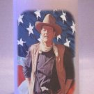 JOHN WAYNE Collectable Pillar Candles 6 inch  Home Decor