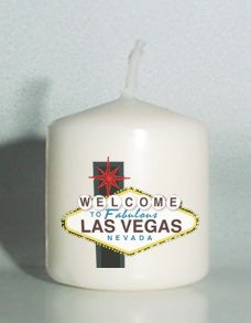 6 Las Vegas Wedding or Casino Night Birthday Custom Favors Votive Candles or Add to Gift baskets