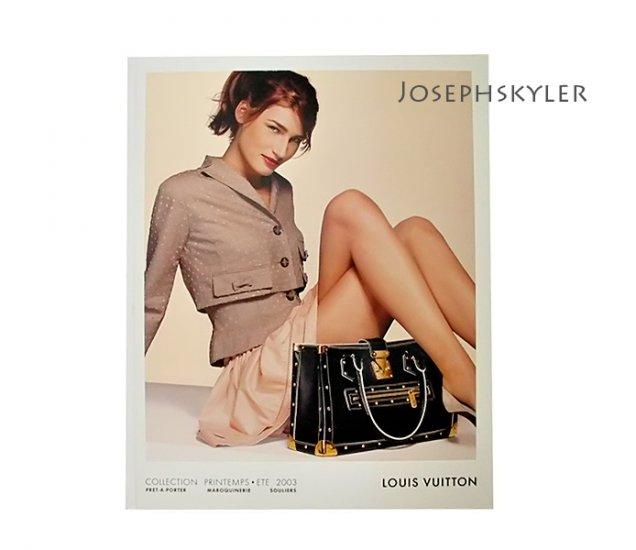 LOUIS VUITTON 2003 Spring & Summer Collection Catalogue