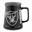 Oakland Raiders Sculpted Tankard