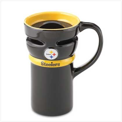 Pittsburgh Steelers Ceramic Travel Mug
