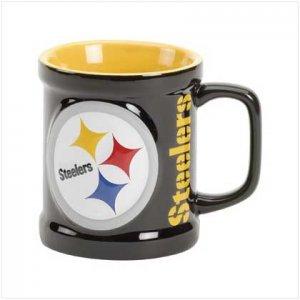 Pittsburgh Steelers Sculpted Mug