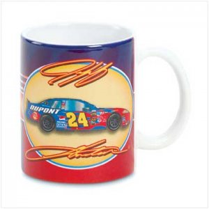 Jeff Gordon Nascar Mug