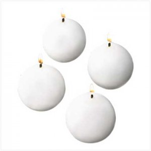 39226 Basic Ball Candles