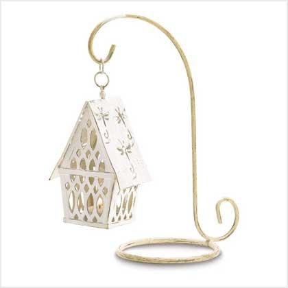 38560 Cottage Candle Lantern