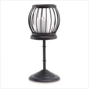 38651 Birdcage Candleholder