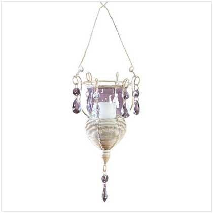 33003 Hanging �Mini-Chandelier� Sconce