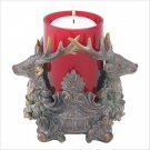 39267 Majestic Stag Candleholder