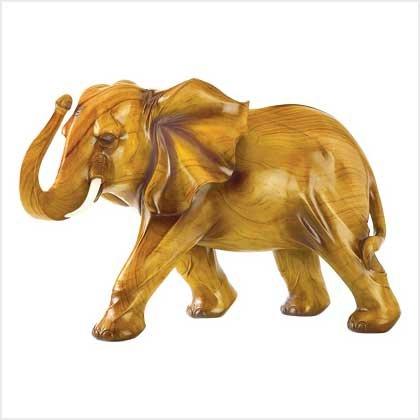 39030 Exotic Elephant Statue