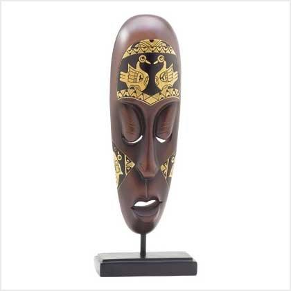 39090 Tribal Mask