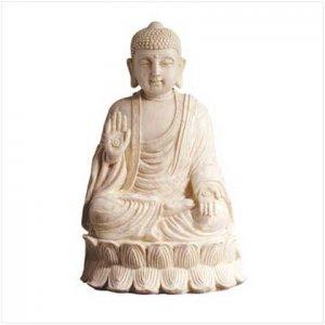 30112 Serene Buddha Statue