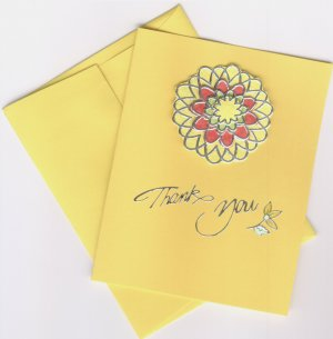 Yellow Thank You