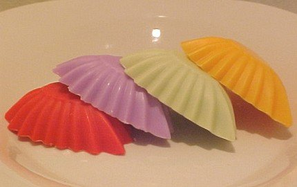 Butterfly Kisses Soy Melt Tart Handpoured 2 pack