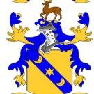 Scott Coat of Arms in Cross Stitch