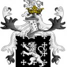 Long Coat of Arms in Cross Stitch