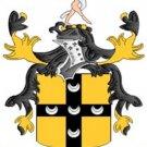 Ellis Coat of Arms in Cross Stitch