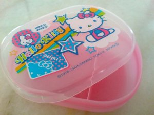 Hello Kitty Small Bento