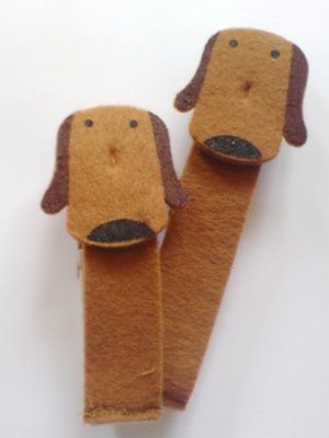 Brown Dog Bento Belt