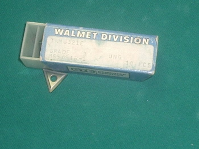 TNMG 321 E-Z Chip Breaker Carbide Inserts Box of 10