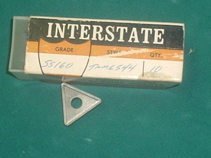TNMG 544 C-5 Grade Carbide Inserts Box of 10