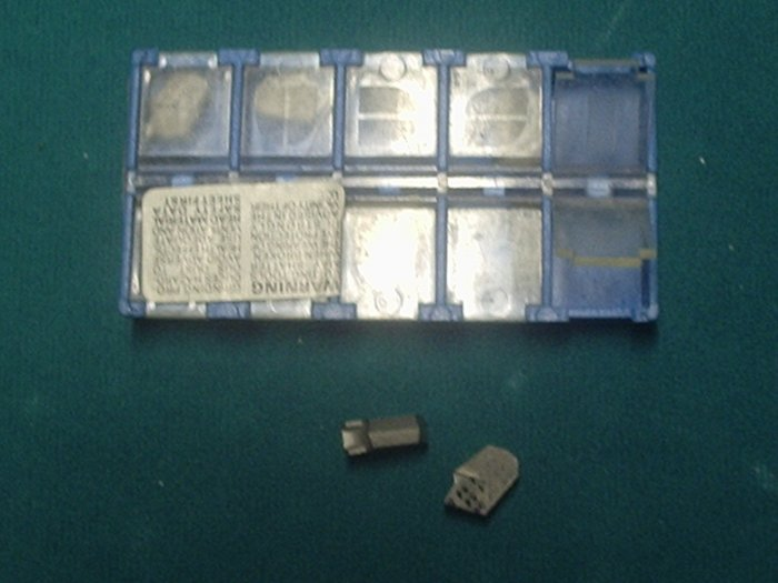 Gtn-5 IC 54 Carbide Inserts Box of 10 Grooving ISCAR