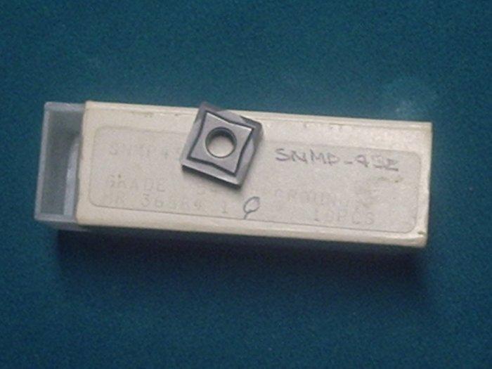 SNMP 432 Combo 90 Deg Square Inserts Box of 10