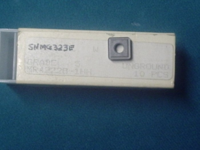 SNMG 323 E Combo 90 Deg Square Inserts Box of 10