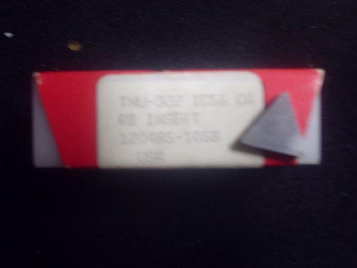 TNU 322 C-5 Grade Carbide Inserts Box Of 10