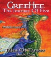 Award Winning Dragon Fantasy - GreeHee Journey of 5