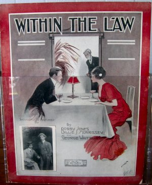 Within The Law 1914