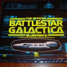SALE Official Battlestar Galactica Set of Vintage Blueprints from 1978 TV series