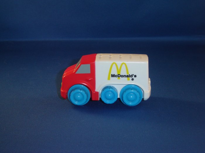 1996 Fisher Price Mcdonalds Truck