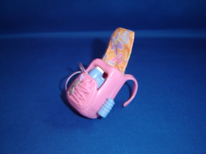Fisher Price Loving Family Dollhouse Backpack with Binoculars From Picnic Hike Set